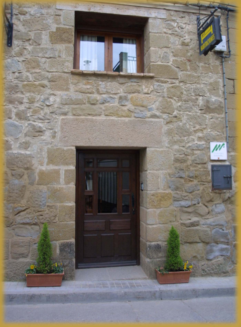 casa rural sierra de guara
